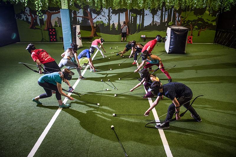 Sunday Night Drop-in Archery Games