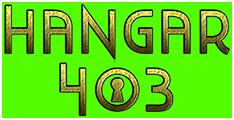 Hangar 403 Logo