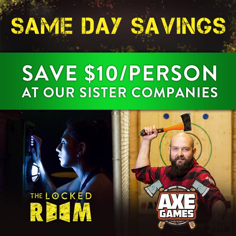 Same Day Savings