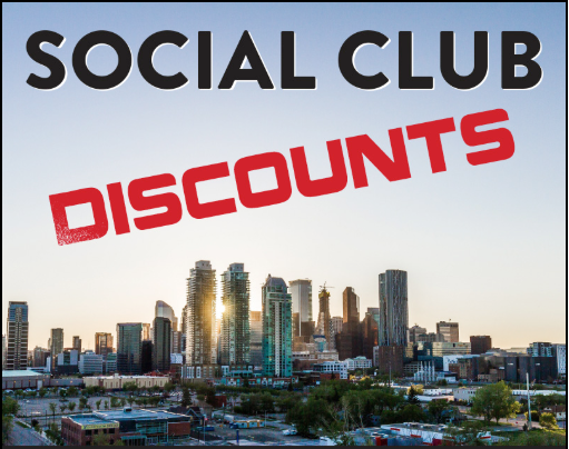 Social club discounts at archery games